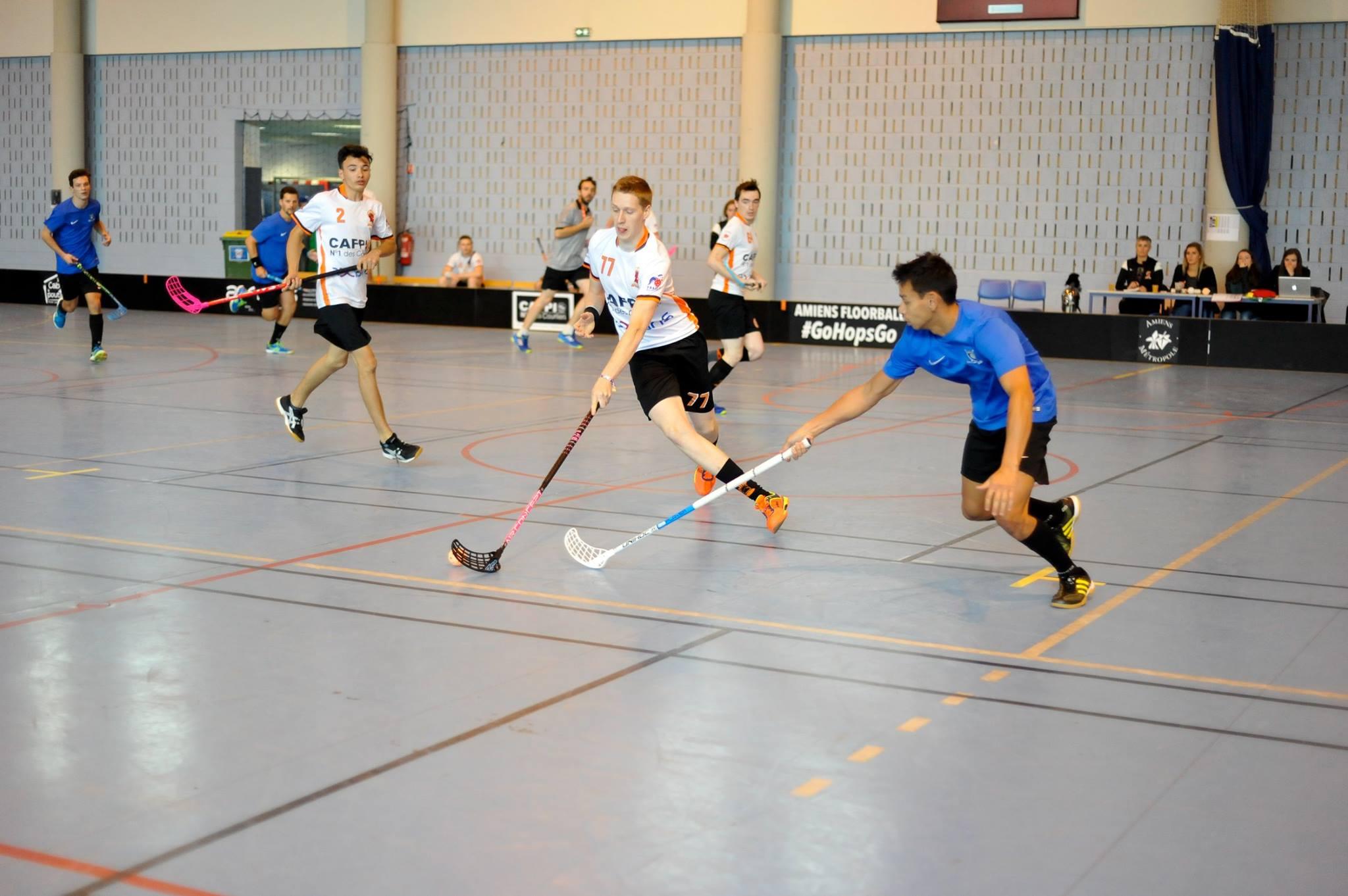 Amiens vs Rouen N1