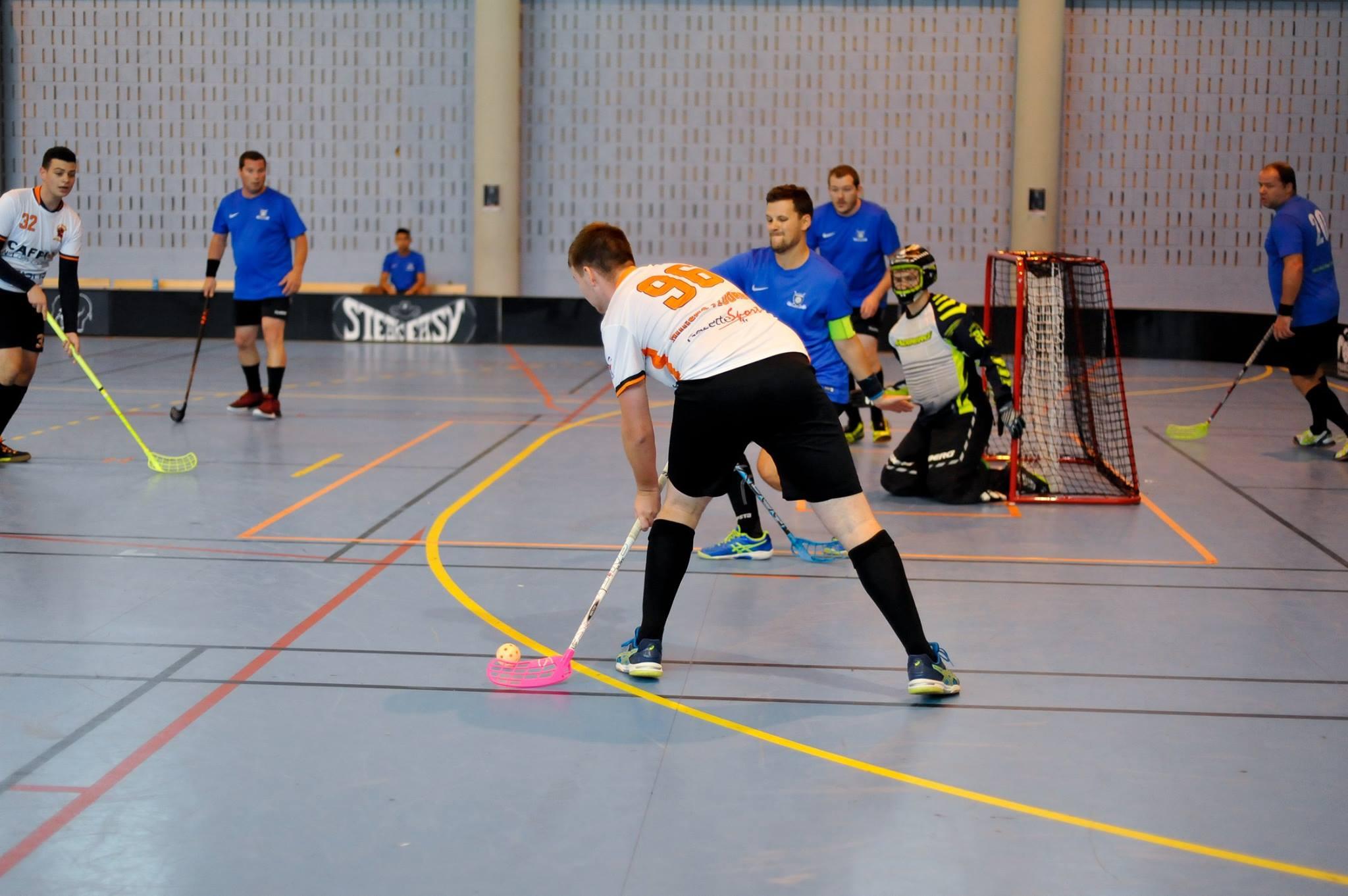 Amiens Floorball N1 vs Rouen Floorball